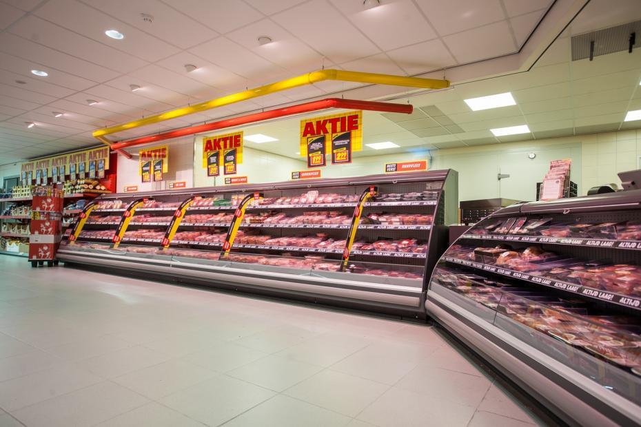 Retail Supermarkt